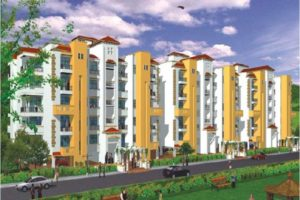 Omaxe Group housing (S 6) At Baddi, Himachal Pradesh