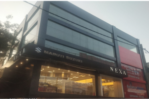 Commercial Complex at Rajouri Garden, Delhi